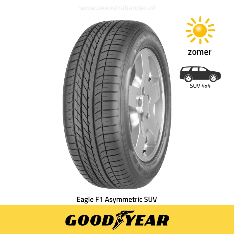Goodyear - Eagle F1 Asymmetric SUV