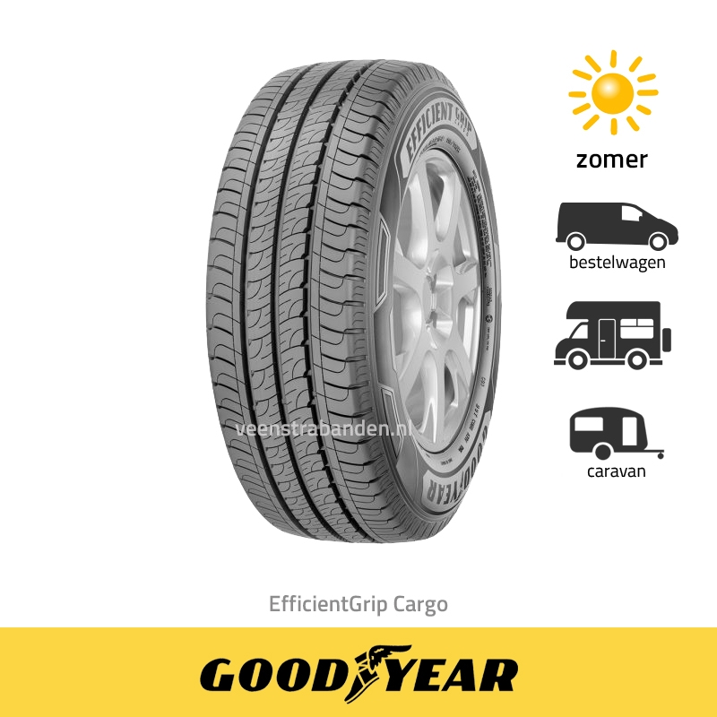 Goodyear - EfficientGrip Cargo