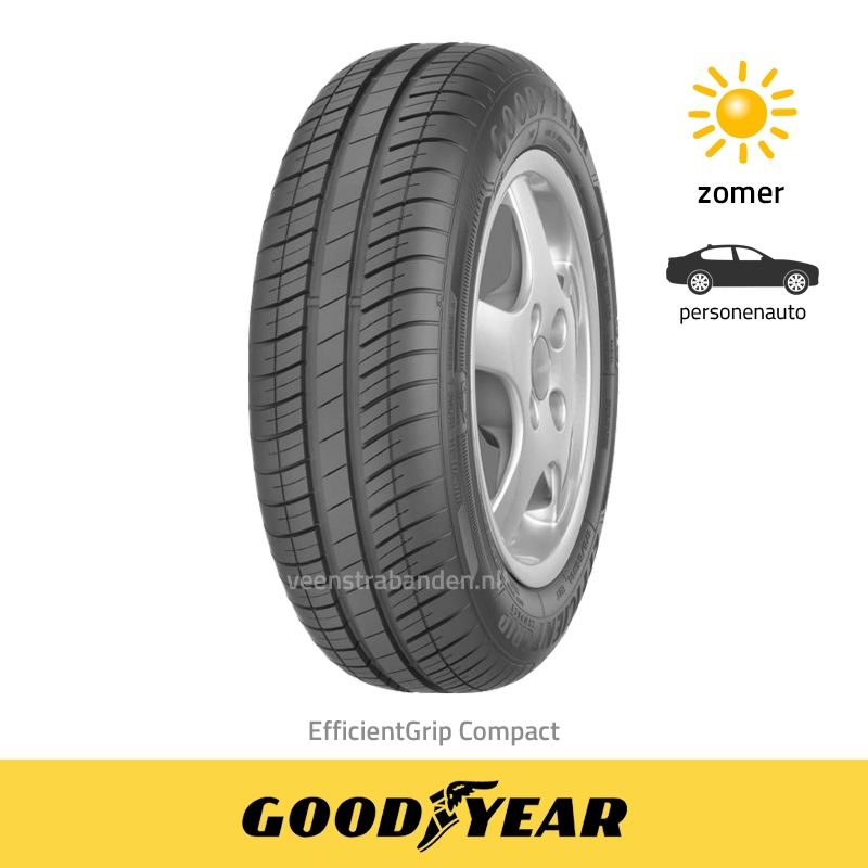 Goodyear - EfficientGrip Compact