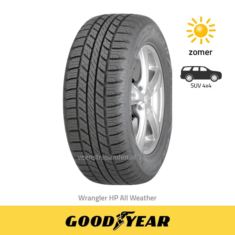 Goodyear - Wrangler HP All Weather 4x4