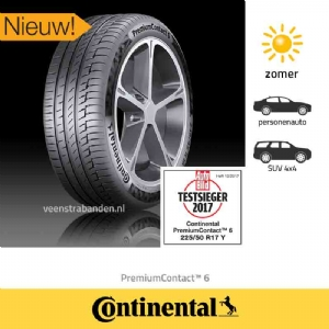 Continental - PremiumContact™ 6