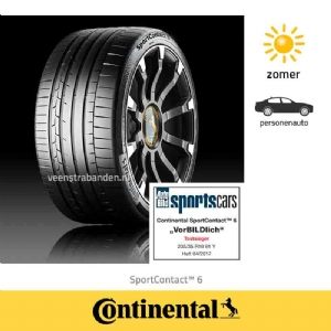 Continental - SportContact™ 6