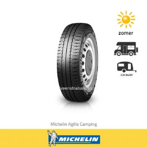 Michelin - Agilis Camping