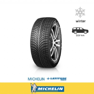 Michelin - Latitude Alpin SUV