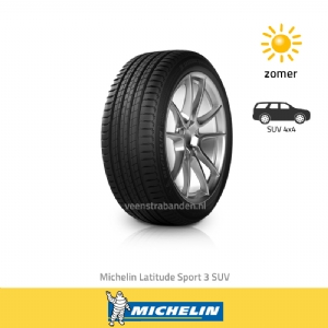 Michelin - Latitude Sport 3
